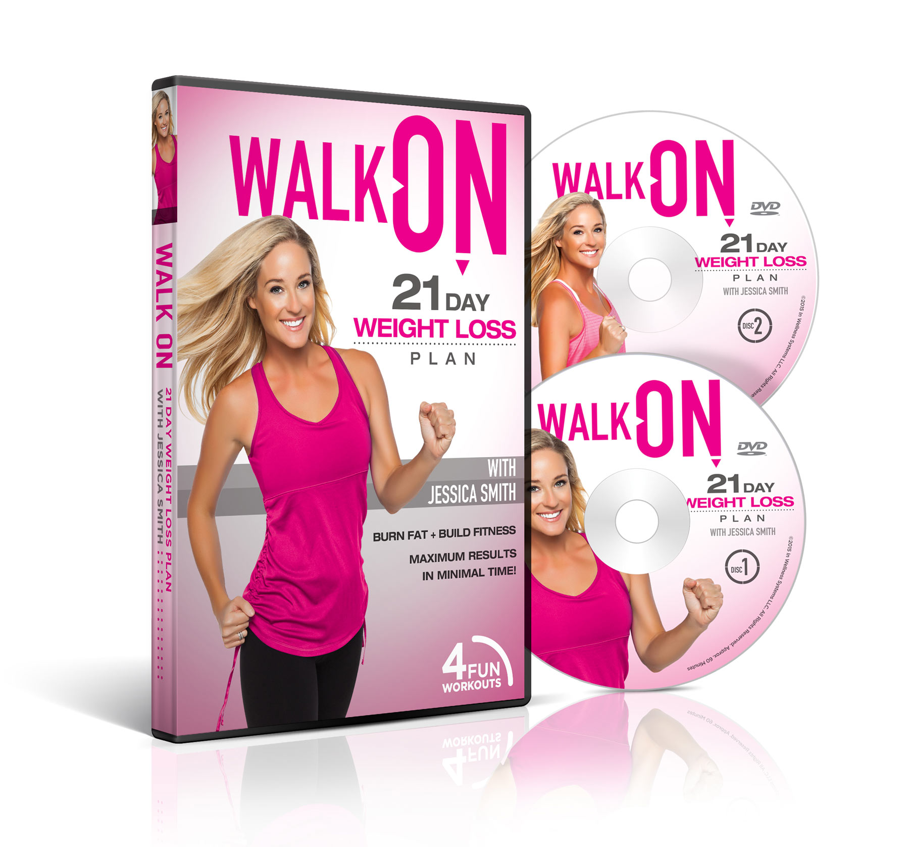 Walk On: 21 Day Weight Loss Plan