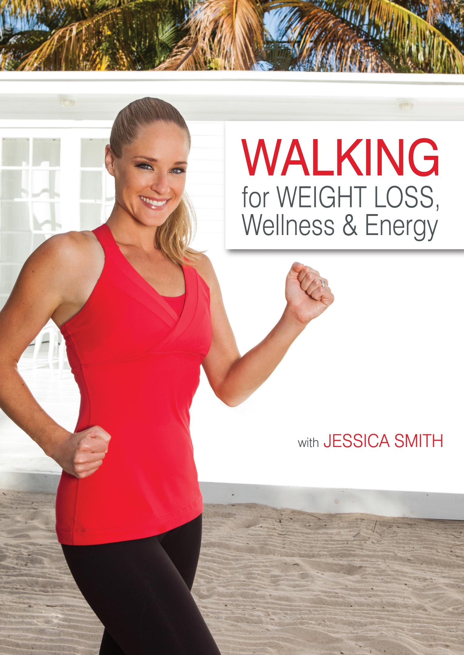 Jessica Smith: Walking for Weight Loss